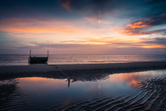 Wadden sunrise