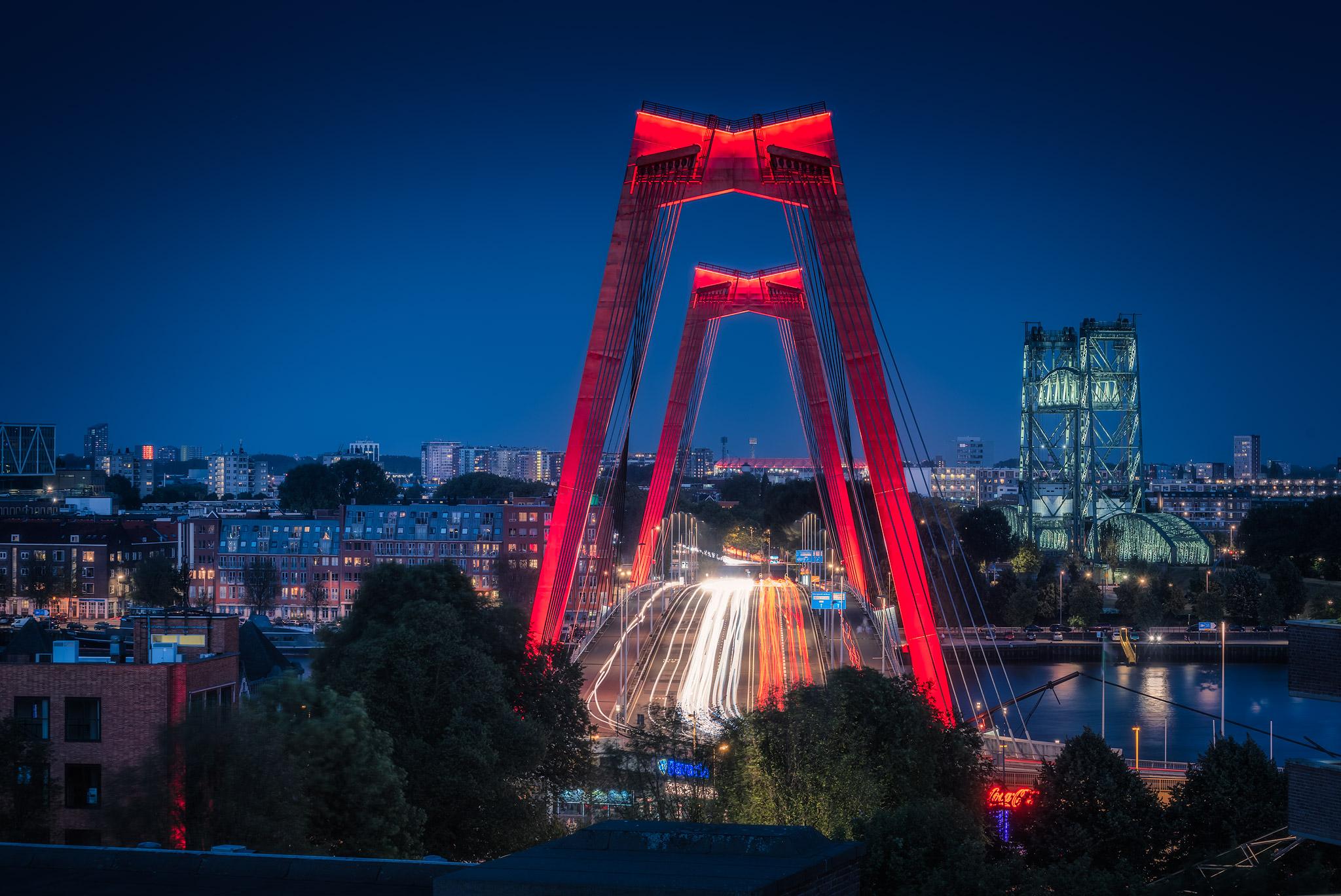 De Willemsbrug en De HEF